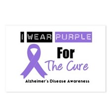 Alzheimer's Cure Postcards (Package of 8)