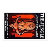 The Jungle - Upton Sinclair - Postcards (Pkg of 8)