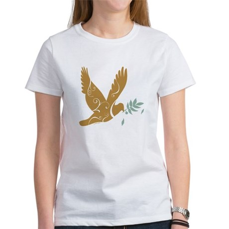 Golden Dove Women's T-Shirt