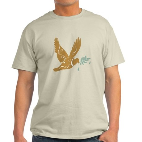 Golden Dove Light T-Shirt
