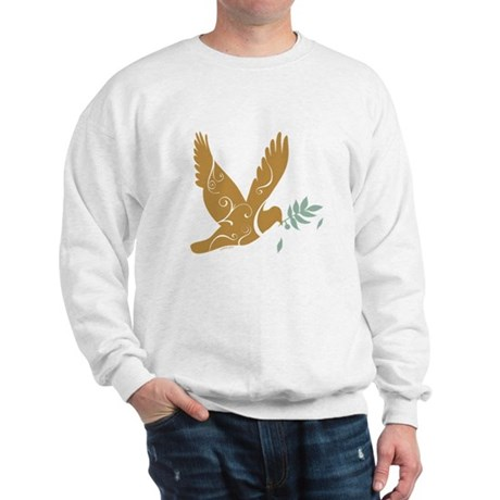 Golden Dove Sweatshirt