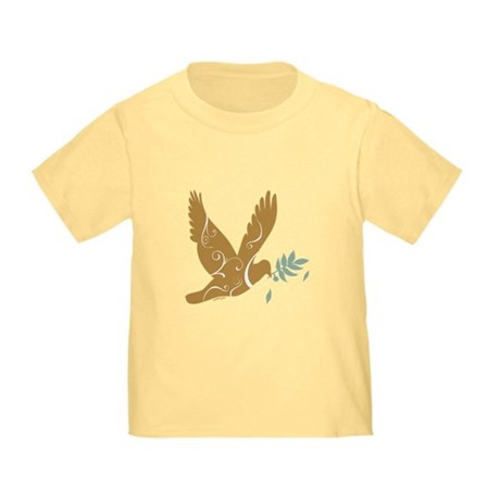 Golden Dove Toddler T-Shirt