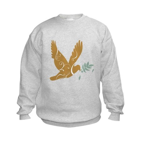 Golden Dove Kids Sweatshirt