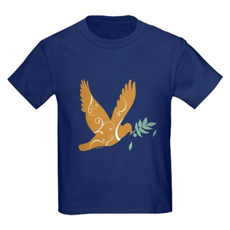 Golden Dove Kids Dark T-Shirt