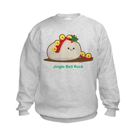 Jingle Bell Rock Kids Sweatshirt
