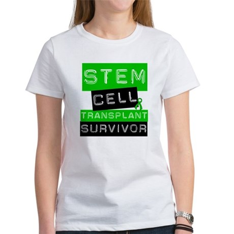 Stem Cell Transplant Survivor Women's T-Shirt