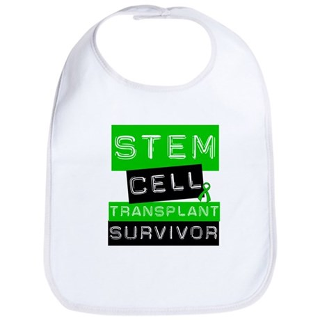 Stem Cell Transplant Survivor Bib