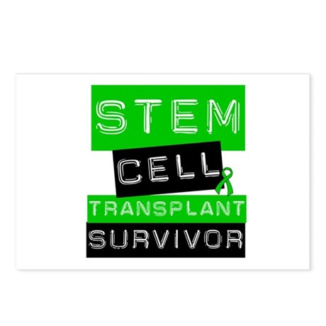 Stem Cell Transplant Survivor Postcards (Package o