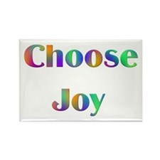Choose Joy Design #752 Rectangle Magnet