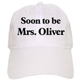 Soon to be Mrs. Oliver Baseball Cap
