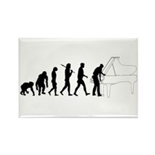 Piano Tuner Rectangle Magnet