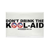Obama Kool-Aid Rectangle Magnet