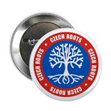 Czech Roots 2.25&quot; Button