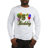95th Birthday Long Sleeve T-Shirt