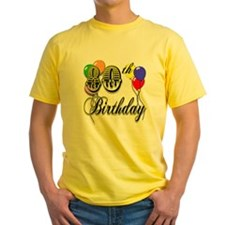 80th Birthday T