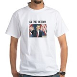Obama: An Epic Victory Shirt