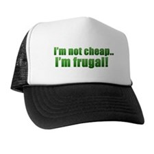 Cool Frugality Trucker Hat
