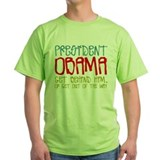 Support President Barack Obama T-Shirt