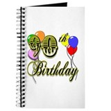 90th Birthday Journal