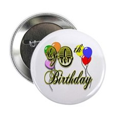 "90th Birthday 2.25"" Button"