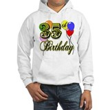 35th Birthday Jumper Hoody