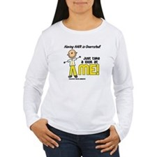 Bald 5 Childhood Cancer (SFT) T-Shirt