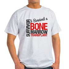 I Survived a Bone Marrow Transplant T-Shirt