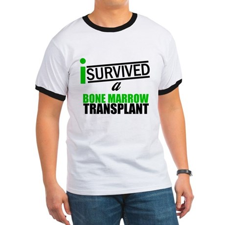 I Survived a Bone Marrow Transplant Ringer T