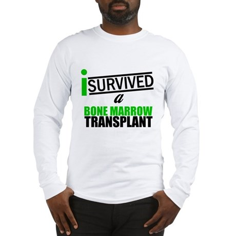 I Survived a Bone Marrow Transplant Long Sleeve T-