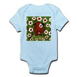 guinea_pig_q001 Infant Bodysuit