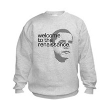 Unique Obama won Sweatshirt