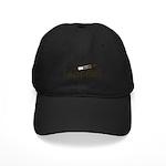 Funny Phlebotomy & Nursing Black Cap