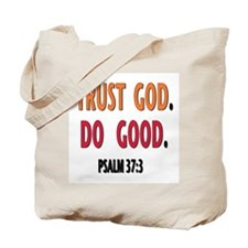 Cute God good Tote Bag