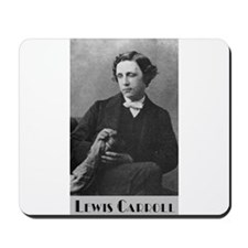 Lewis Carroll Mousepad