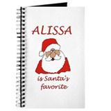 Alissa Christmas Journal