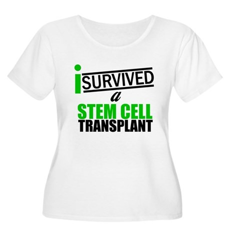 StemCellTransplant Survivor Women's Plus Size Scoo
