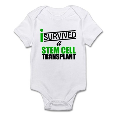 StemCellTransplant Survivor Infant Bodysuit