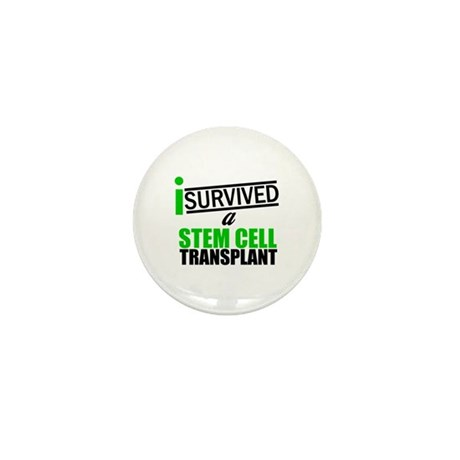 StemCellTransplant Survivor Mini Button