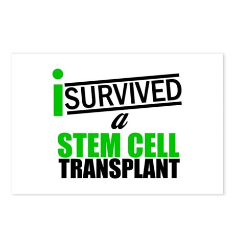 StemCellTransplant Survivor Postcards (Package of