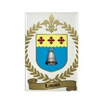 LAUZON Family Rectangle Magnet (100 pack)