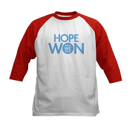 Hope Won Kids Baseball Jersey