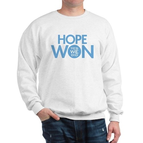 Hope Won Sweatshirt