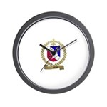 LEBLANC Family Wall Clock