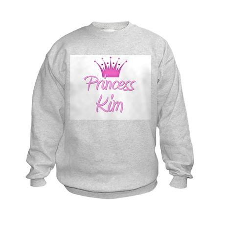 Princess Kim Kids Sweatshirt