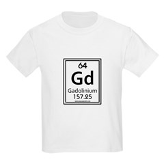 Gadolinium Kids Light T-Shirt