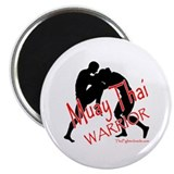 "Muay Thai Warrior 2.25"" Magnet (10 pack)"