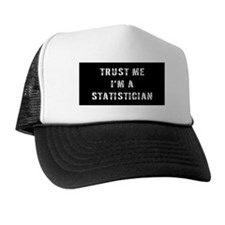 Statistician Gift Trucker Hat