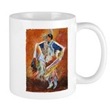 Cute Native dancer Mug