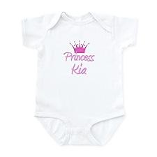 Princess Kia Infant Bodysuit