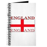 England English St. George Flag Journal